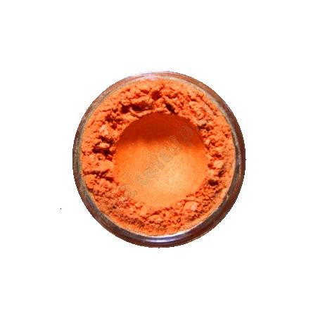 Clementine Orange Mica Powder