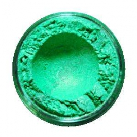 Jewel Green Mica Powder