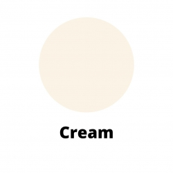 Cream Candle Dye