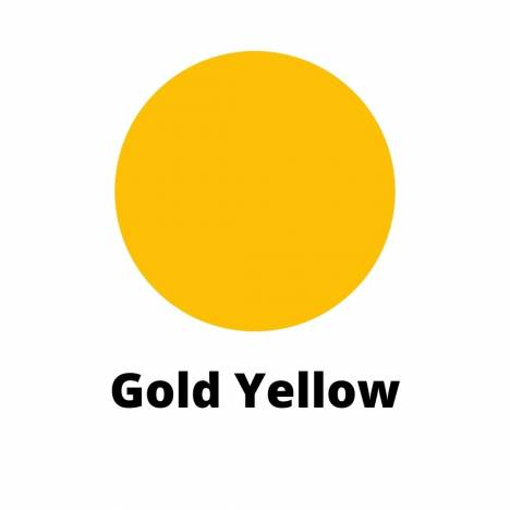 Gold Yellow Candle Dye