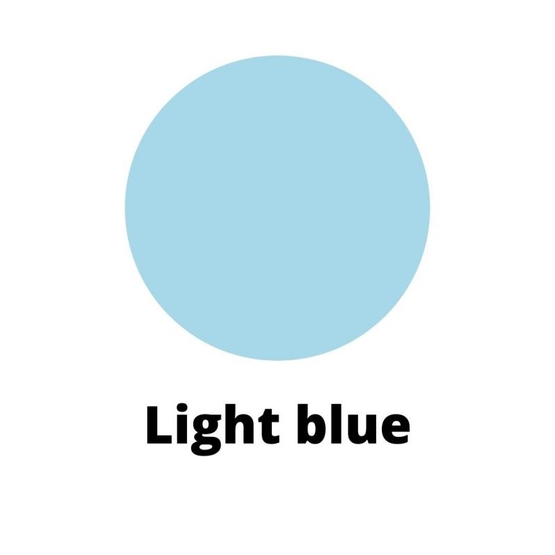 Light Blue Candle Dye