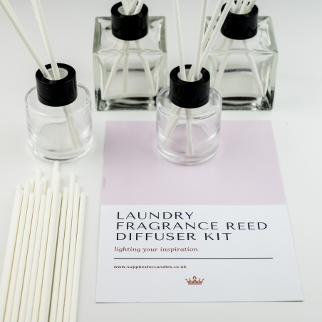 Laundry Fragrance Reed Diffuser Kit