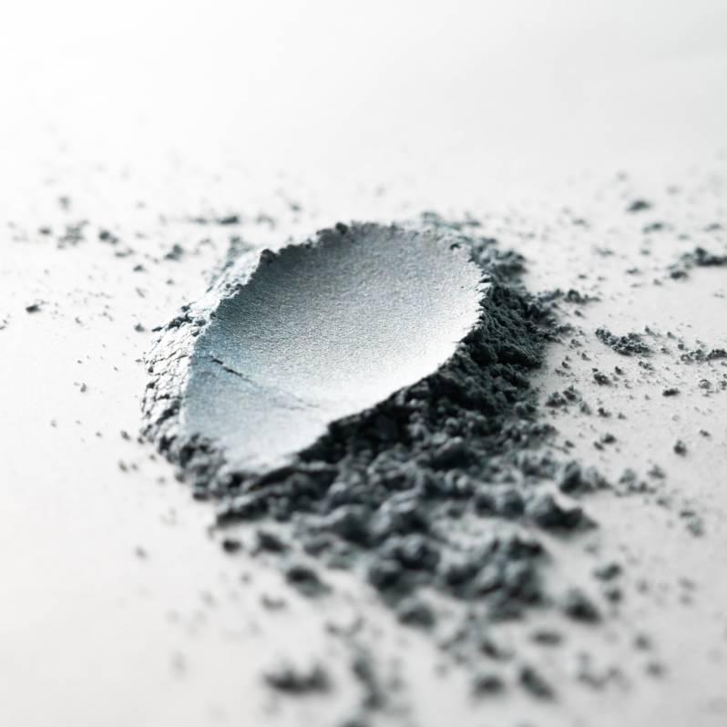 Silver Blue Mica Powder