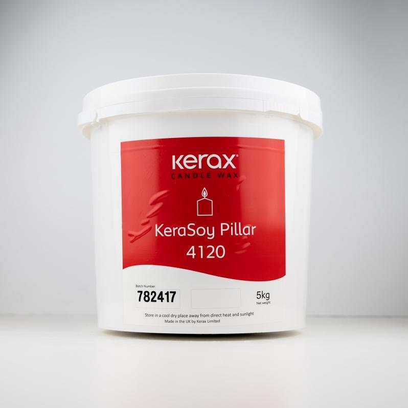 KeraSoy Pillar Blend (5KG Tub)