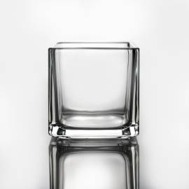 30 cl Cube Candle Glass