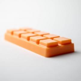 Neon Orange Wax Melt