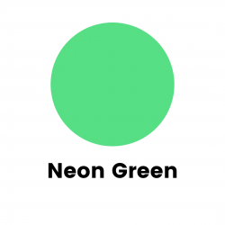 Neon Green Candle Dye - 10 gram bag
