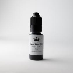 Teal Liquid Dye - 15ml Bottle with dropper