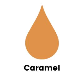 Caramel Liquid Dye