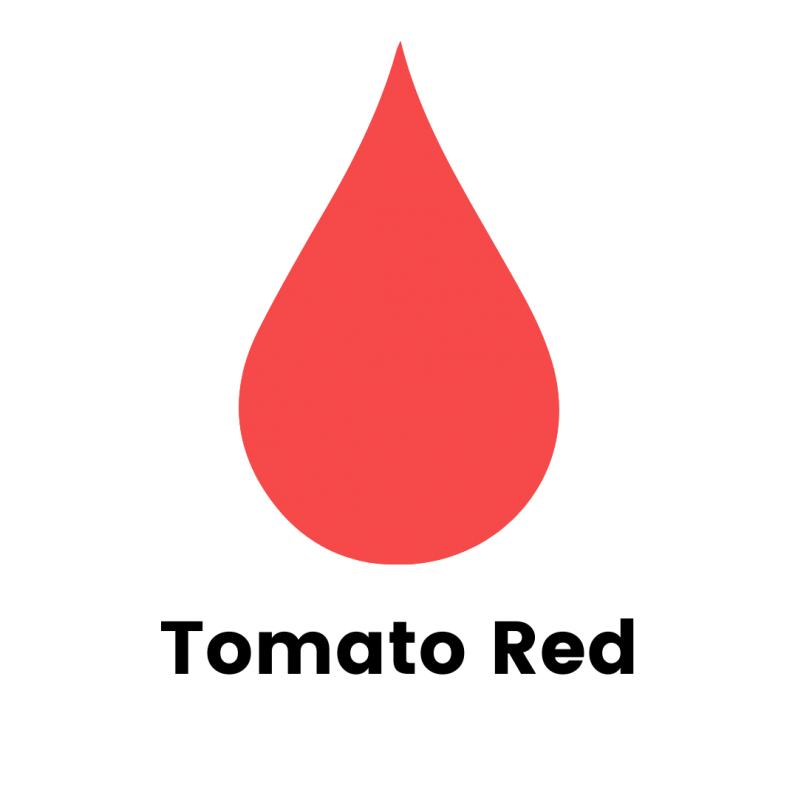 Tomato Red Liquid Dye