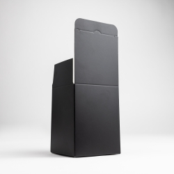 20cl Black Candle Box