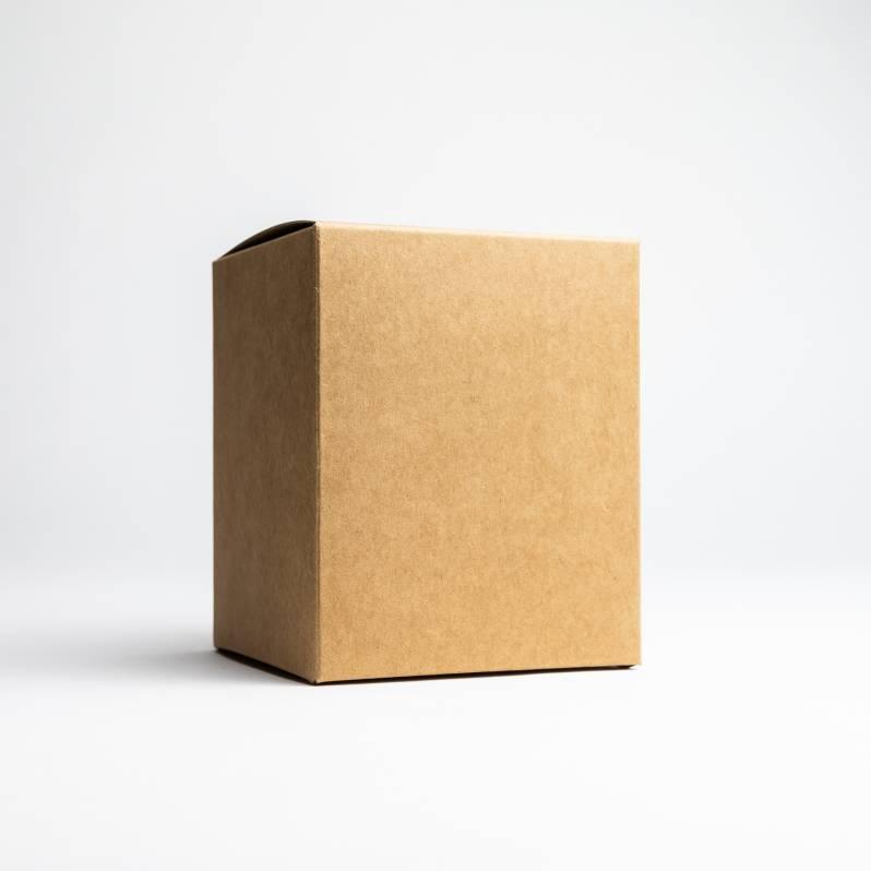 20cl Kraft Candle Box