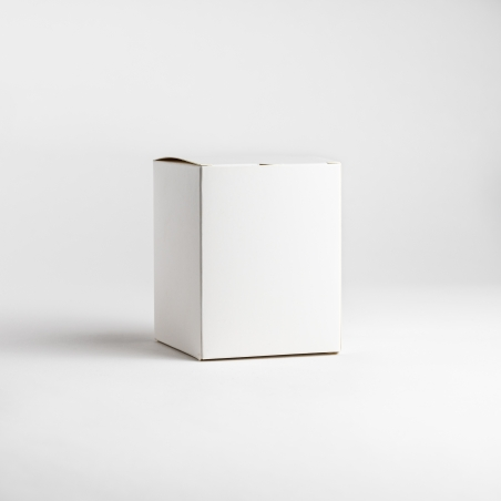 20cl White Candle Box