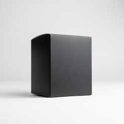 30cl Black Candle Box