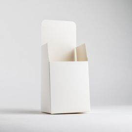 30cl White Candle Box
