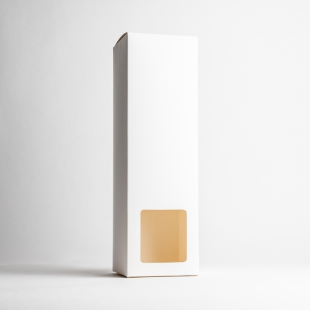 White Reed Diffuser Box