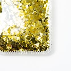 Chunky Shiny Gold Glitter
