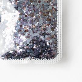 Chunky Silver Glitter