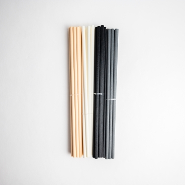 Ultra Thick Fibre Reeds for Diffusers