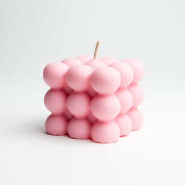 Silicone Large Bubble Candle Mould