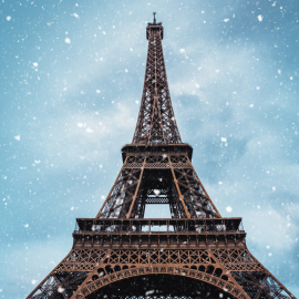 Winter In Paris Fragrance Oil