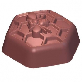 Beehive Hexagon Soap Mould