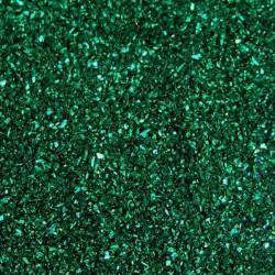 Green Candle Glitter