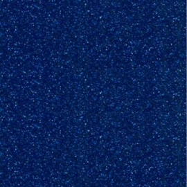 Blue Candle Glitter