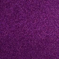 Purple Candle Glitter