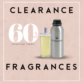 Clearance Fragrances
