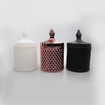 Decorative Candle Glasses
