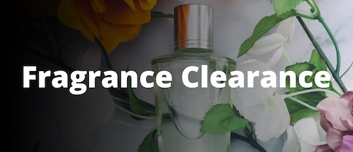 Fragrance Clearance