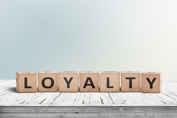 Brand New Loyalty Scheme