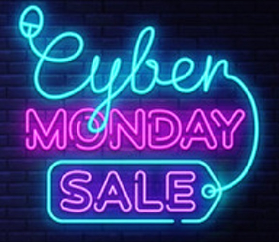 Cyber Monday has landed at Supplies For Candles!