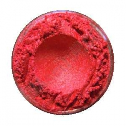 Fire Red Mica Powder