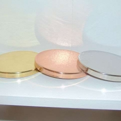 50cl Candle Glass lid
