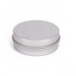 Round Lip Balm Tin 15ml