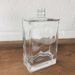 Square Room Spray/Perfume Bottle 100ml