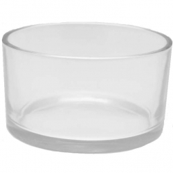 50 cl Candle Glass 3 Wick Bowl