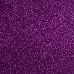Purple Candle Glitter
