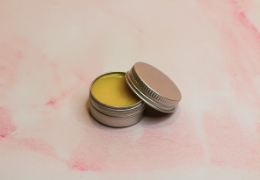 How to make mango lip balm