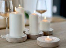 Pillar Candle Instruction Guide